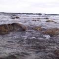 El agua limpia y fresca