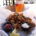 Anillos de Calamares Rock & Brews