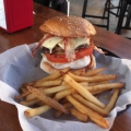 Hamburguesa Los Cabos (Rock & Brews=